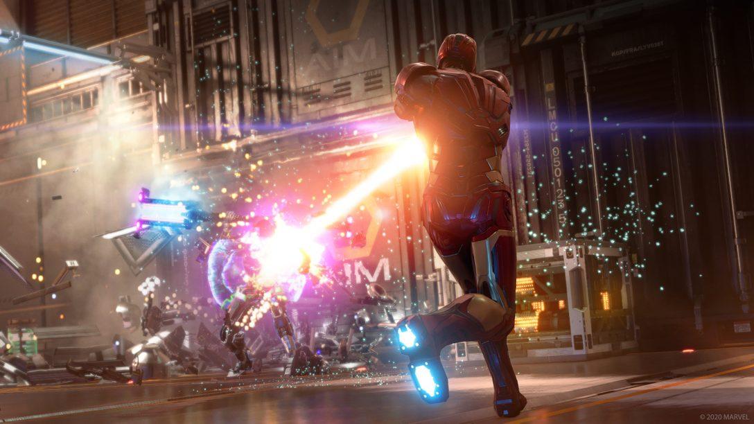 《漫威復仇者聯盟》淬鍊強化,確定將免費升級為PS5版