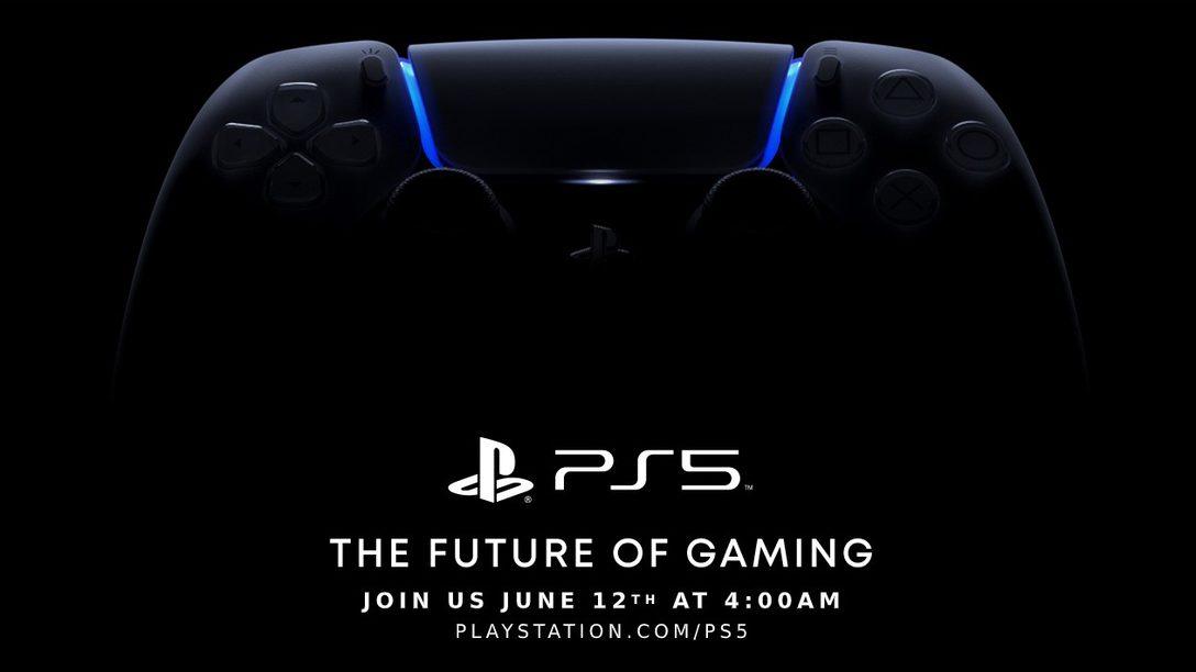 日期更新:於本週五收看PS5將帶來的未來遊戲展望