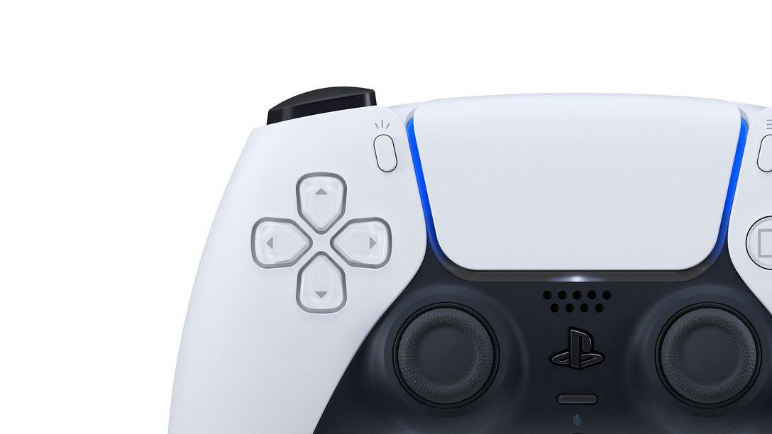 為您介紹DualSense:PlayStation 5的全新無線控制器