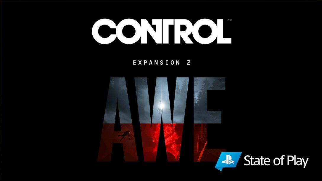 《Control》的 AWE擴充內容將於8月27日推出,為遊戲帶來新的謎團