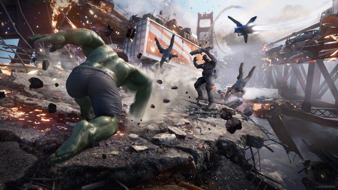 《漫威復仇者聯盟》PlayStation預購Beta測試週末提示與秘訣