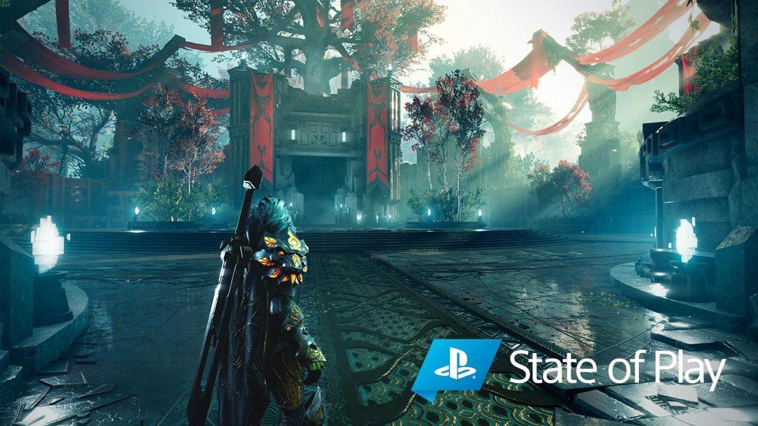 《Godfall》如何在PS5上實現緊張刺激的近身戰
