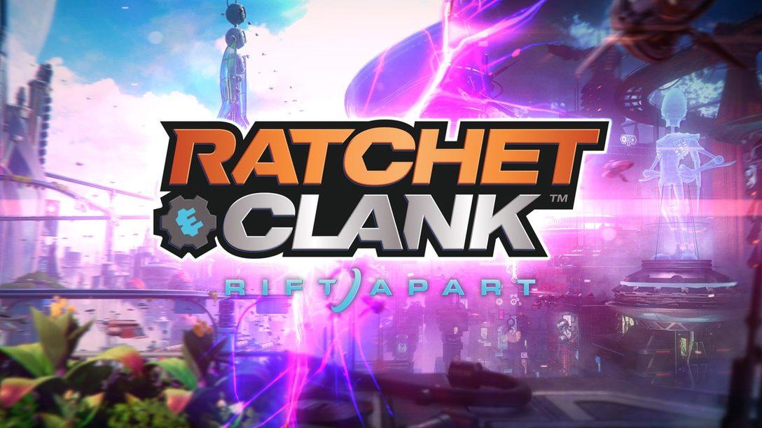深入一探《拉捷特與克拉克:Rift Apart》遊戲性究竟