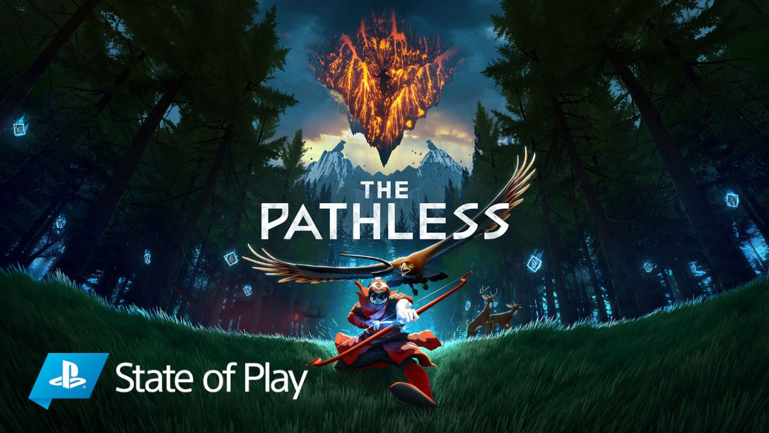 《The Pathless》公布新型態開放世界冒險等相關遊戲細節
