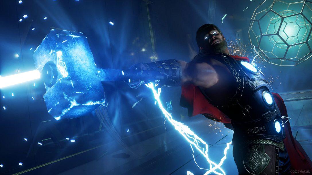 《漫威復仇者聯盟》的首週末:今日登陸PS4