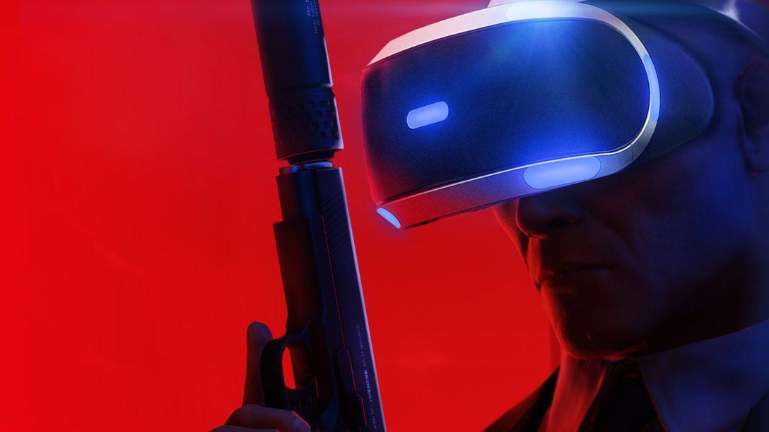 《Hitman 3》PS VR模式推出四種獨特方式讓玩家沉浸在「刺客世界」中