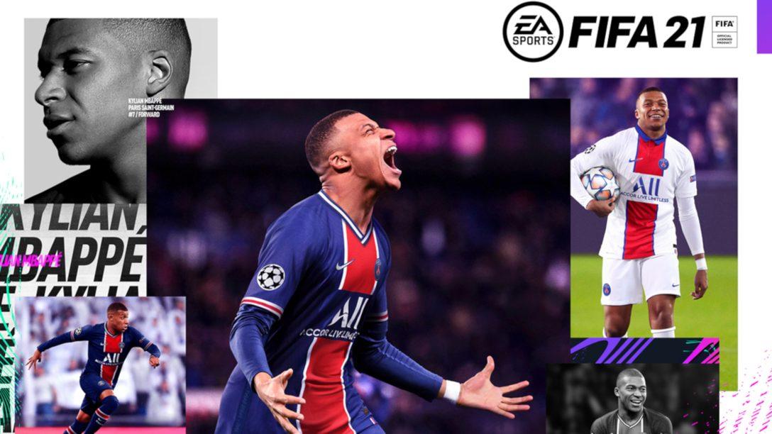 今秋釋出一系列新推PS4硬體套裝為《FIFA 21》上場暖身