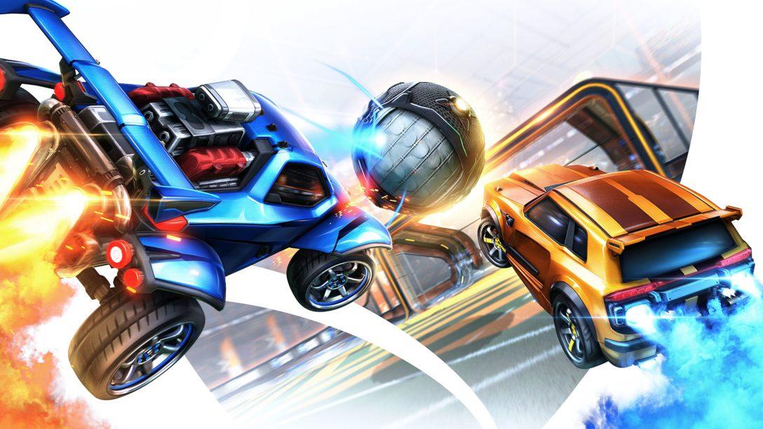 《Rocket League》即日起基本遊玩免費!