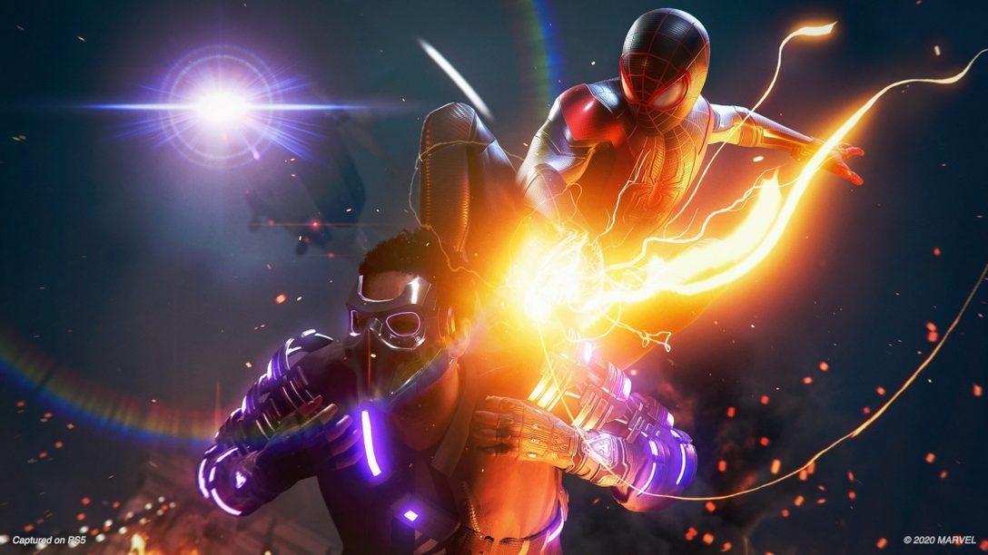 《Marvel's Spider-Man: Miles Morales》最新實機遊玩影片公布