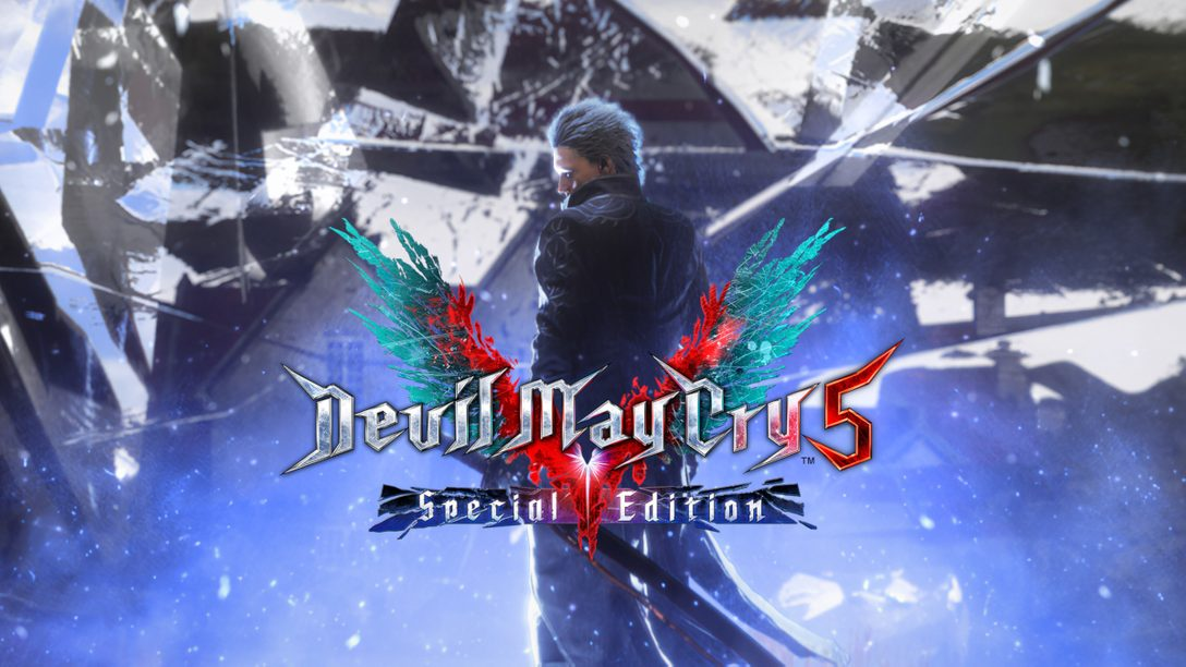 『Devil May Cry 5 Special Edition』登陸PlayStation®5