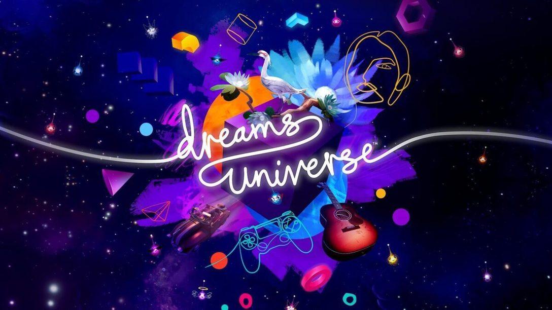《Dreams Universe》近況更新:Media Molecule分享PS VR亮點與其他內容