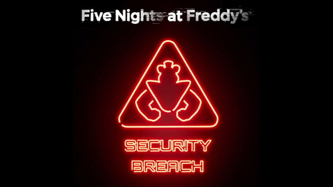 《Five Nights at Freddy's: Security Breach》宣布將登上PS5