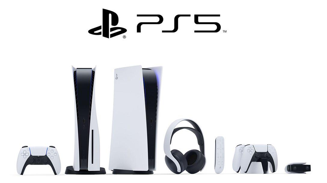 PlayStation 5 將於 2020年11月19日上市,PS5數位版售價US$399、搭載Ultra HD Blu-ray™光碟機的PS5售價US$499