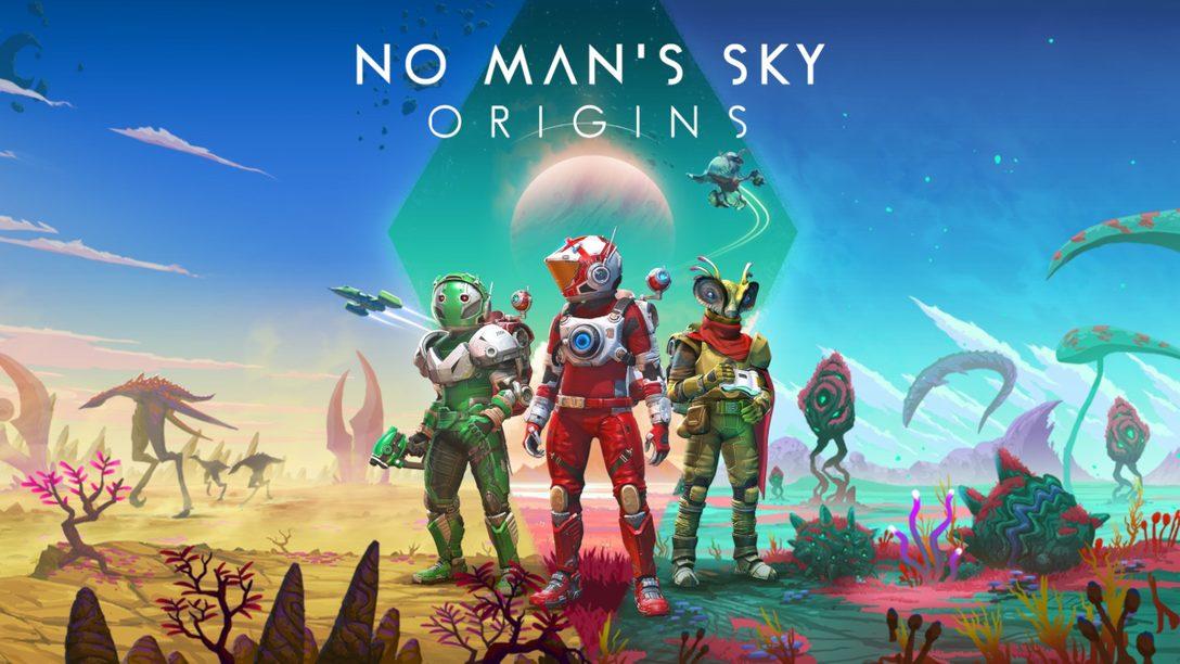 《No Man's Sky 》最新更新版《Origins》情報公開