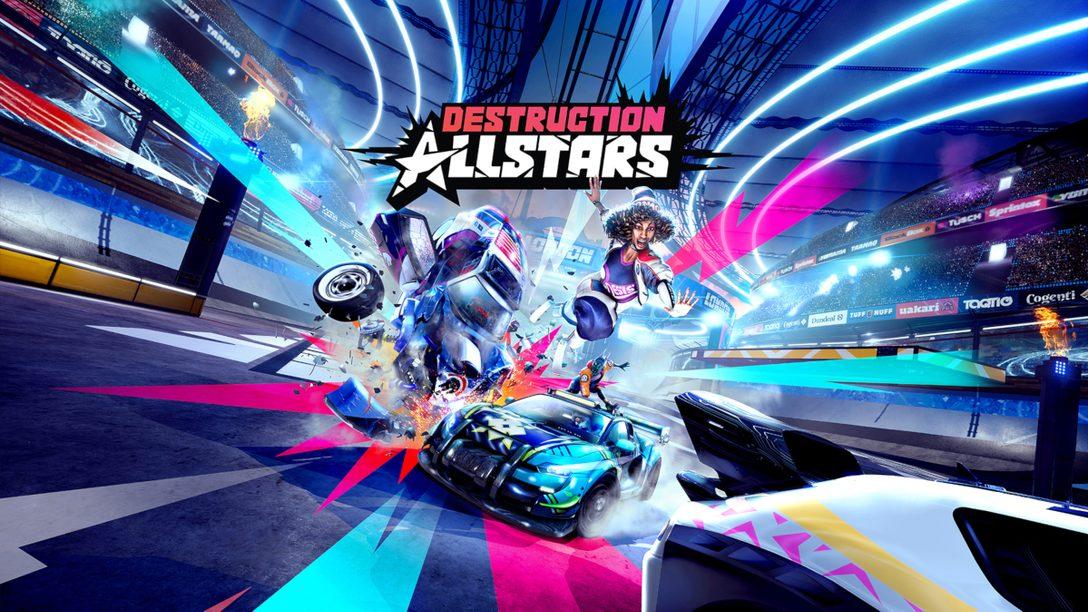《Destruction AllStars》2021年2月登陸PlayStation Plus