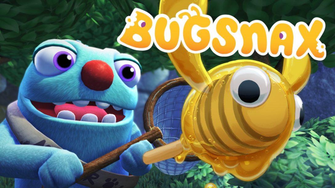 《Bugsnax》於PS5上市後開放PS Plus會員免費下載