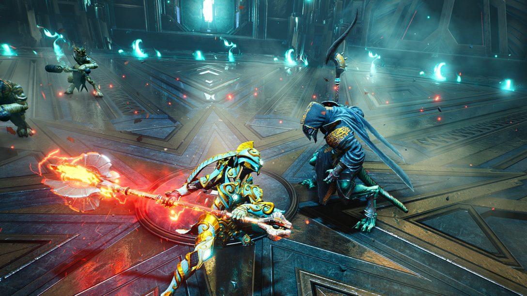 深入了解《Godfall》的戰鬥技巧,準備開戰!