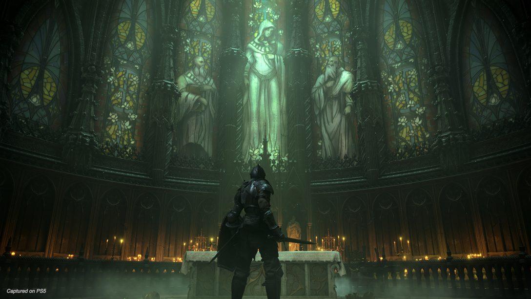 《Demon's Souls》最新遊戲畫面公開,一窺頭目戰等精彩場景