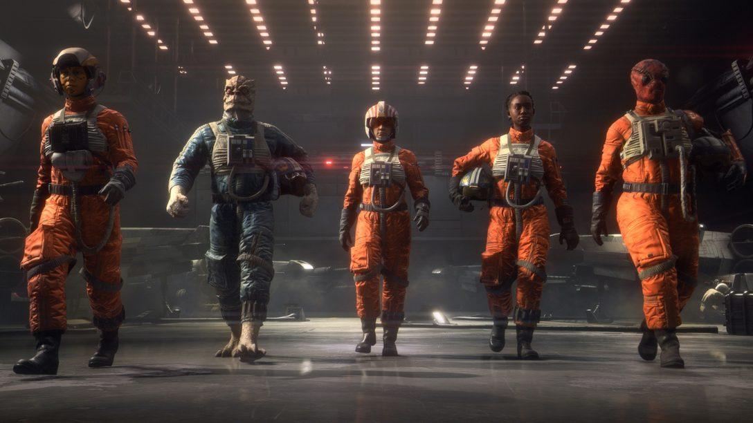 給《STAR WARS™:中隊爭雄》飛行員的五個建議