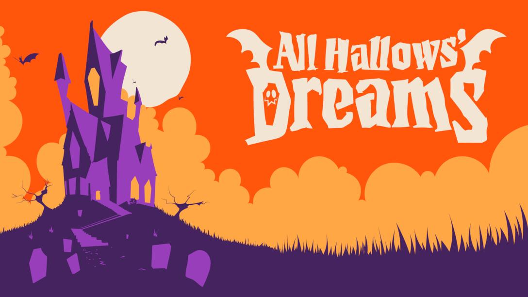 陰森「驚」采的社群合作活動:All Hallows' Dreams登陸夢想世界