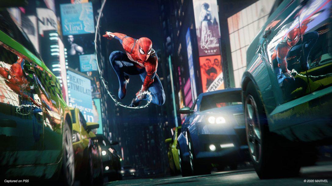 《Marvel's Spider-Man Remastered》詳情