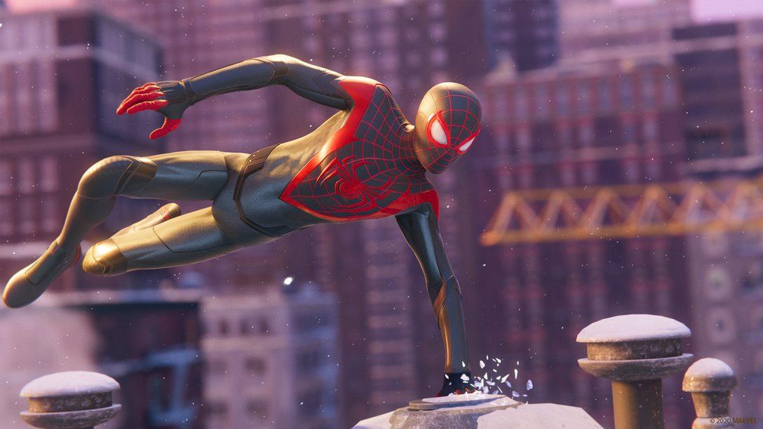 《Marvel's Spider-Man: Miles Morales》將於本週登陸PS4和PS5