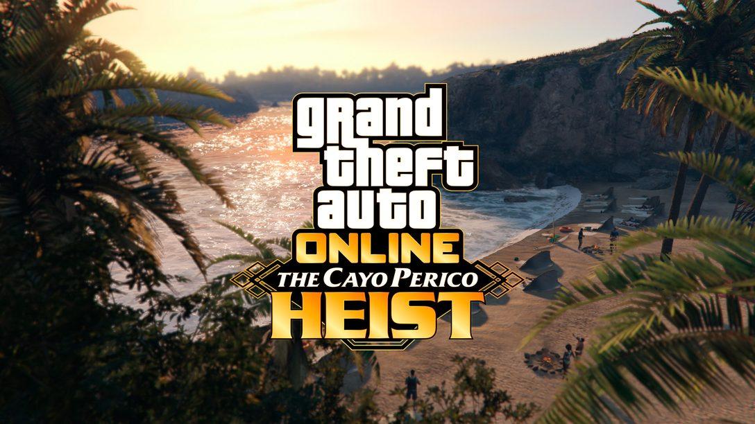 佩里克島搶劫:12月15日於GTA線上模式隆重登場