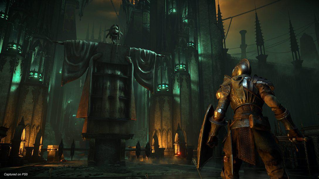 各位弒魔者,《Demon's Souls》等你前來挑戰!