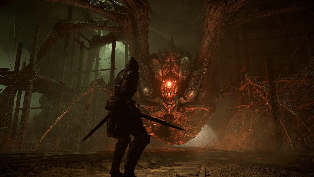 遊戲指南教你如何在《Demon's Souls》的初期生存下來