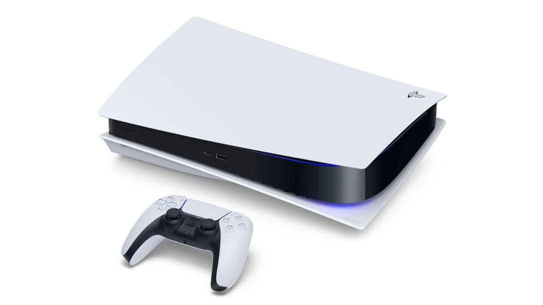 PlayStation 5:發售當日販售資訊公告