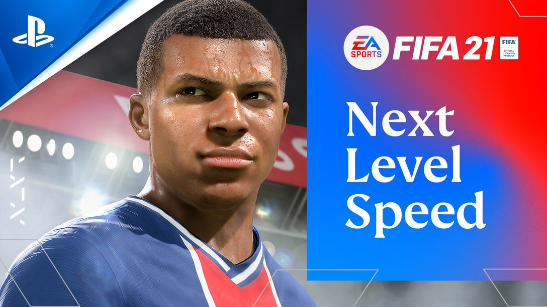 PlayStation®5版《FIFA 21》:遊戲細節首度公開