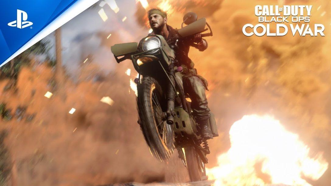 詳解《黑色行動冷戰》「殭屍進擊」模式,以及PlayStation獨家內容