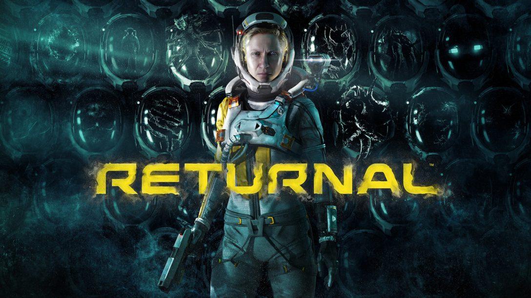《Returnal》將於2021年3月19日登陸PS5