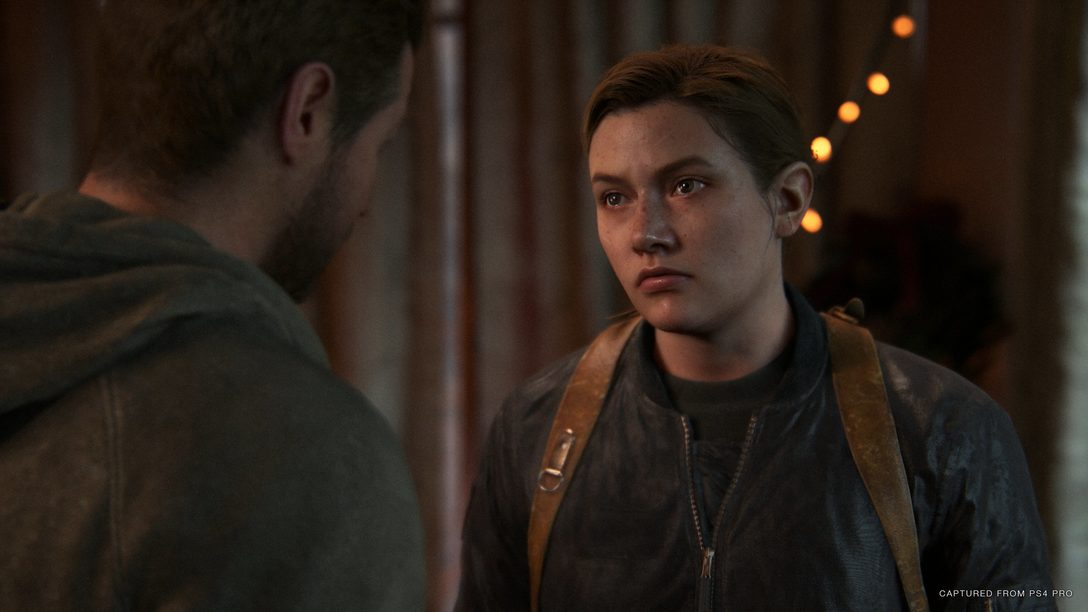 《The Last of Us Part II》:最新預告片帶你走進艾比的故事