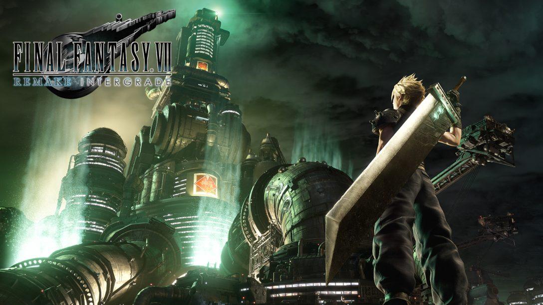 PS5™《FINAL FANTASY VII REMAKE INTERGRADE》決定於2021年6月10日發售!