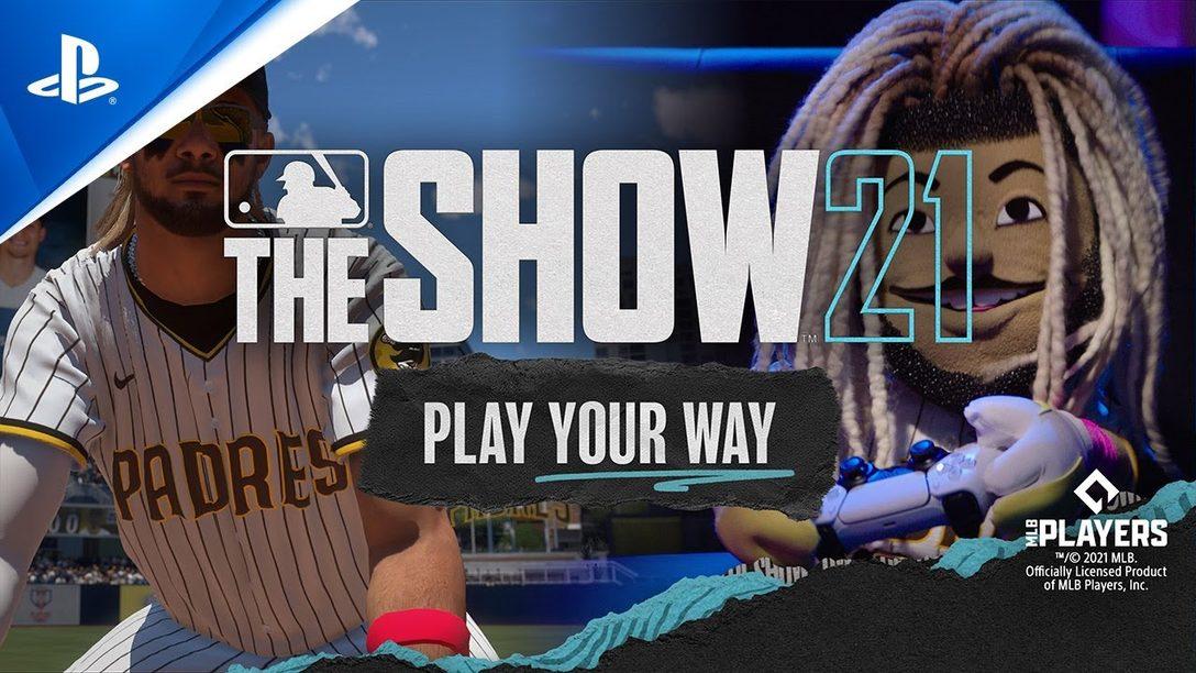 《MLB The Show 21》呈獻教練與Fernando Tatis Jr.影片,教你如何給對手好看