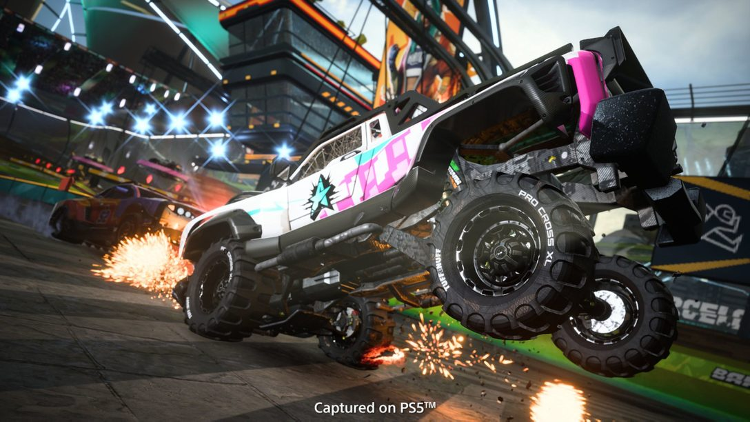 《Destruction AllStars》下一波精彩內容: 指定賽事、挑戰系列賽等更新
