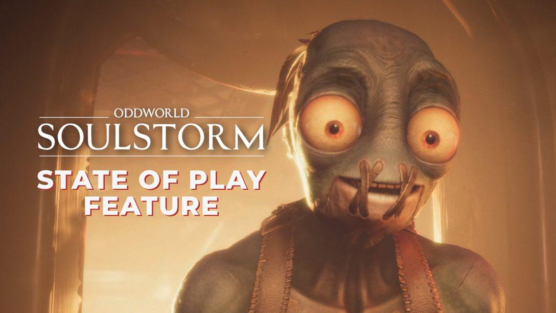 《Oddworld: Soulstorm》將於4月6日登上PS4和PS5