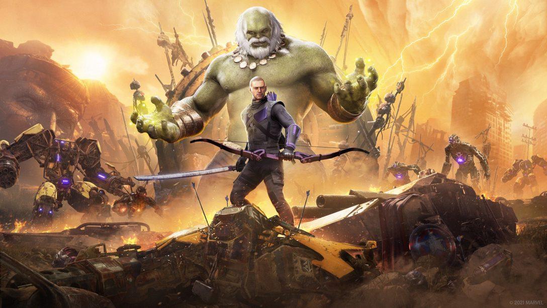 鷹眼將於3月18日加入《漫威復仇者聯盟》