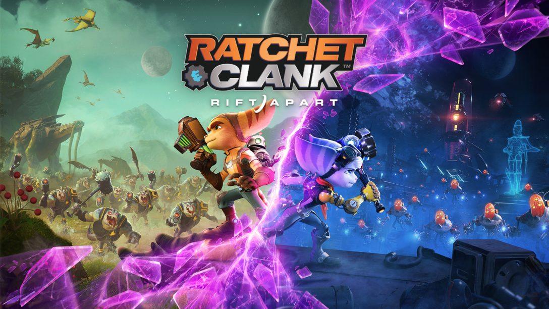《Ratchet & Clank: Rift Apart》將在2021年6月11日發售,預購資訊如下