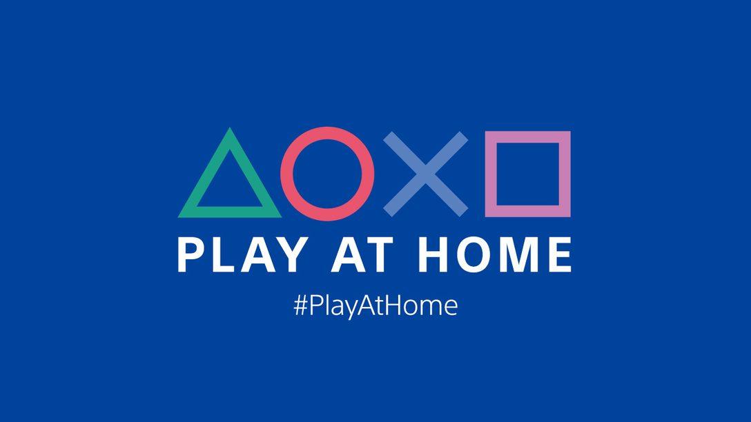 「Play At Home」回歸:自3月2日起,提供四個月PlayStation免費遊戲
