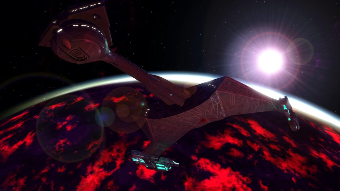 了解《Star Trek Online》如何重建克林貢帝國