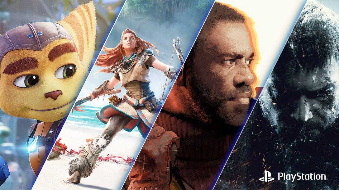 2021年起PlayStation開發人員最期待的遊戲