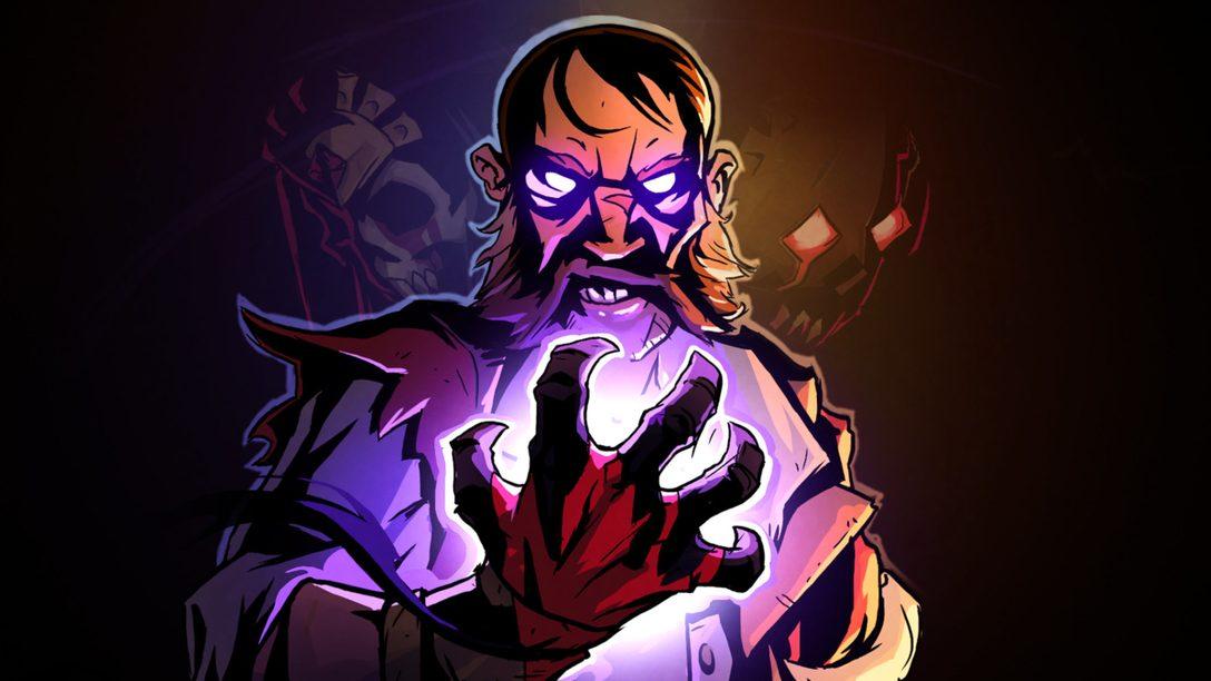 殺怪Roguelike遊戲《Curse of the Dead Gods》明天上市:7個遊戲提示不可不知