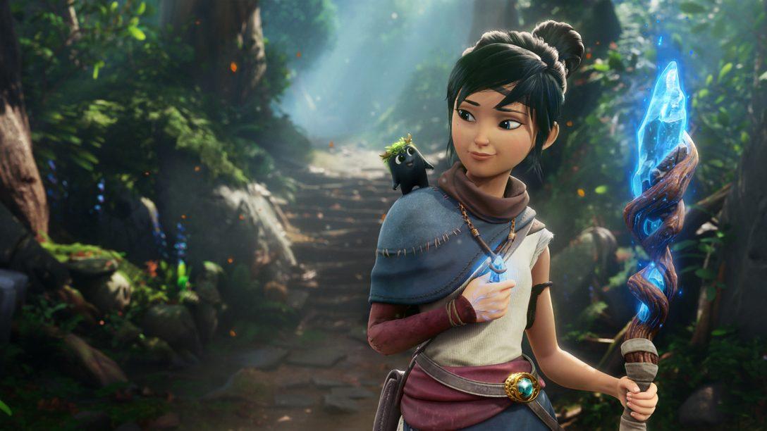 動人的《Kena: Bridge of Spirits》預告片揭露新遊戲畫面與故事細節