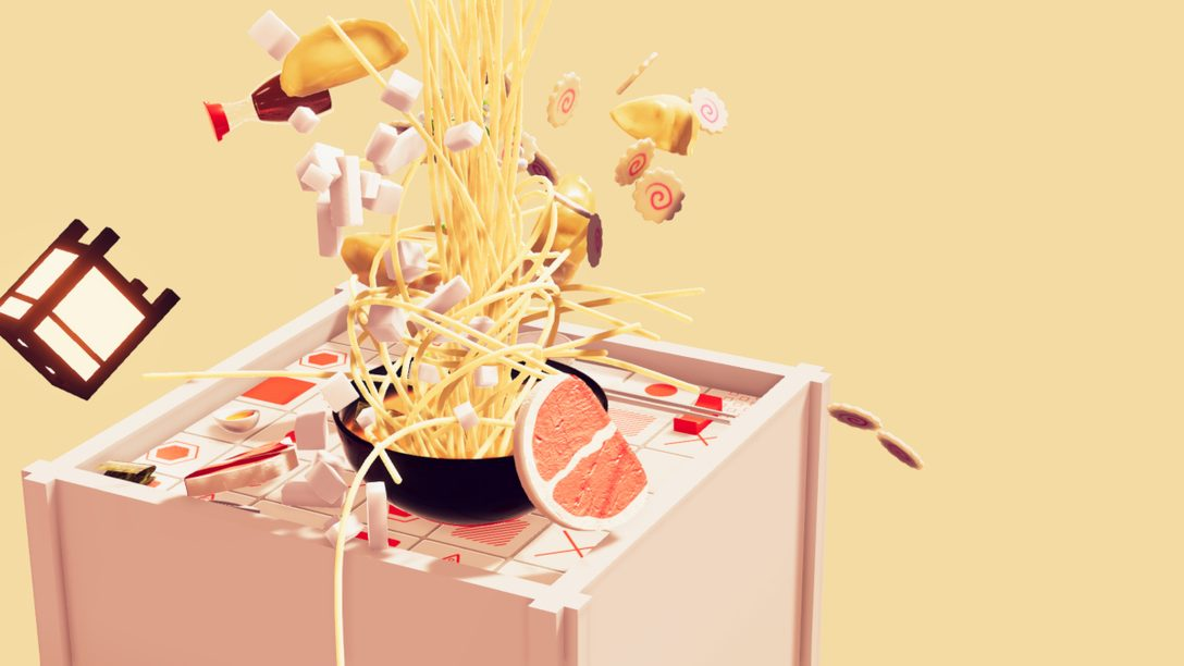《Nour》:跟食物的副主廚——互動式原聲配樂——同工同樂