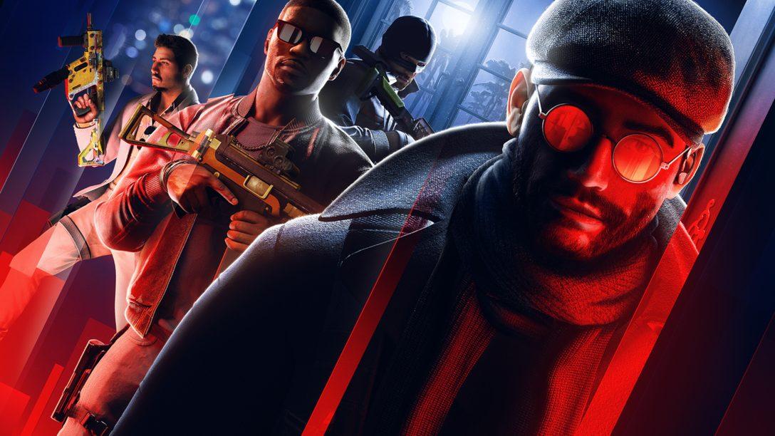 《虹彩六號:圍攻行動》最新賽季「腥紅劫案」即日推出