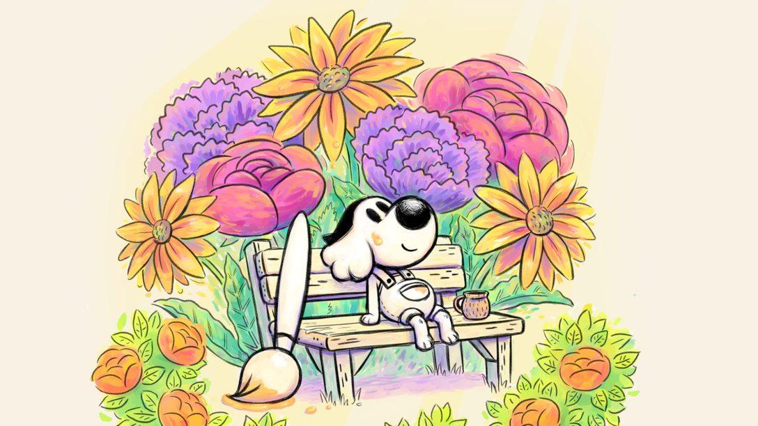 在《Chicory: A Colorful Tale》,世界就是你的畫布——今春登陸PS5和PS4