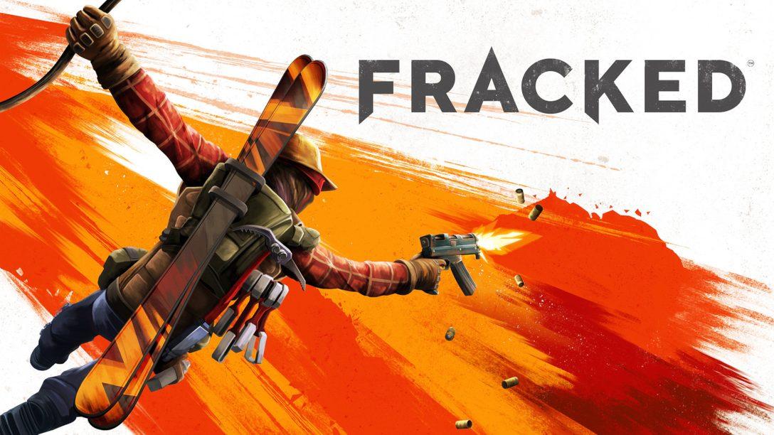 PS VR動作冒險遊戲《Fracked》今夏上市