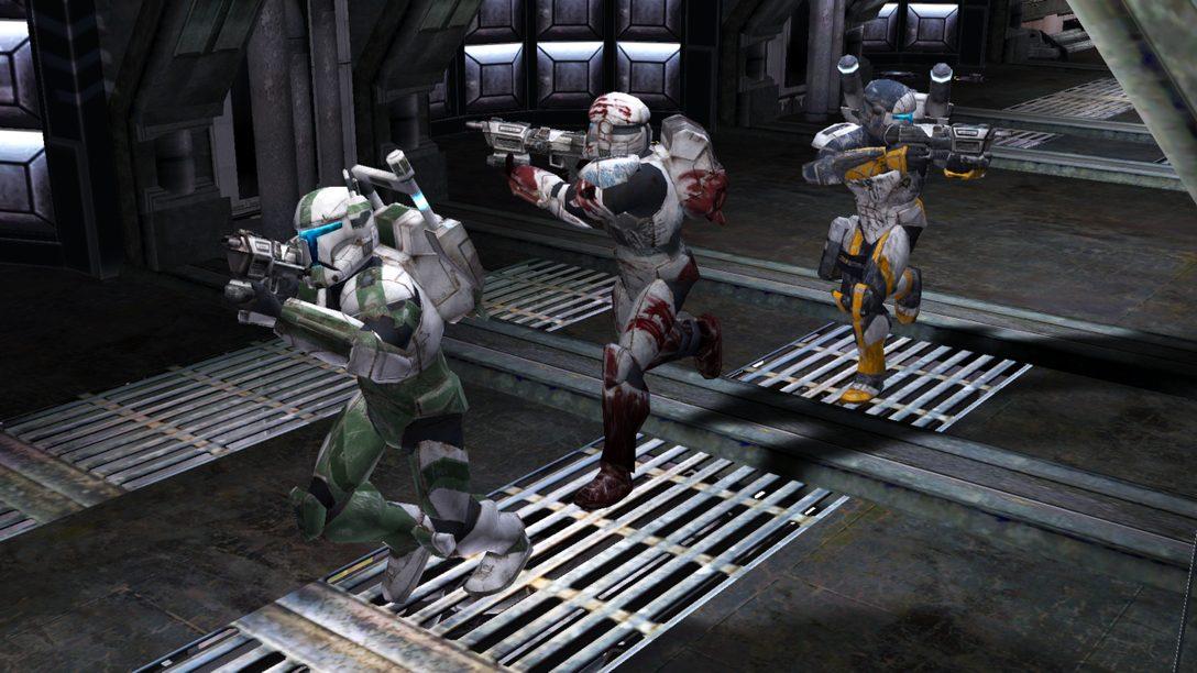 《Star Wars Republic Commando》四月登陸PS4